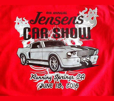 jensen car show