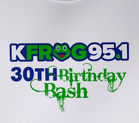 kfrog birthday bash