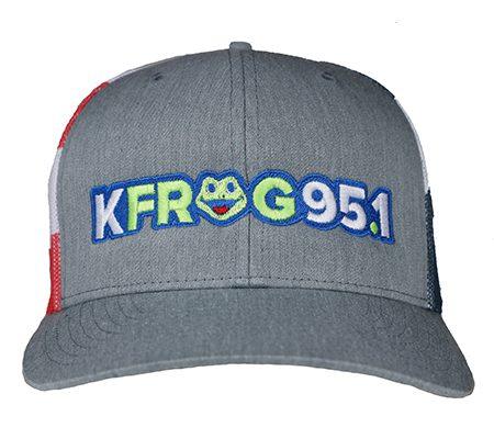 kfrog flag hat