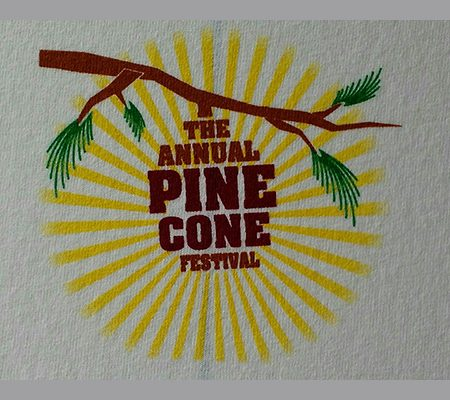 pine cone festival